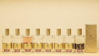和を思わせる優しい8種の香りが揃う