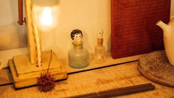 小物の飾り方など、インテリアの参考にしたいおしゃれなディスプレイ