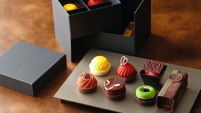とろける幸せを味わえるホテルメイドのチョコレートは自分へのご褒美にも!