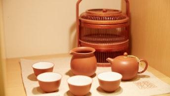 気に入った茶葉や茶器なども購入できるので、自宅でも本格中国茶を楽しむ事ができます