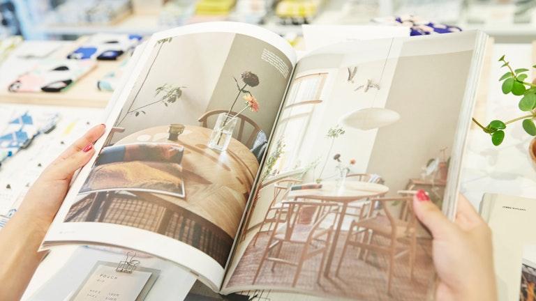 北欧のインテリア雑誌は、眺めているだけで模様替えがしたくなってしまう