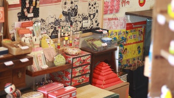 昭和にタイムスリップしたような懐かしさを感じる和雑貨たち
