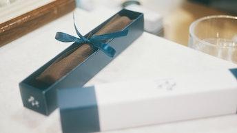 上質さが漂うおしゃれなパッケージは父の日の贈り物にぴったり