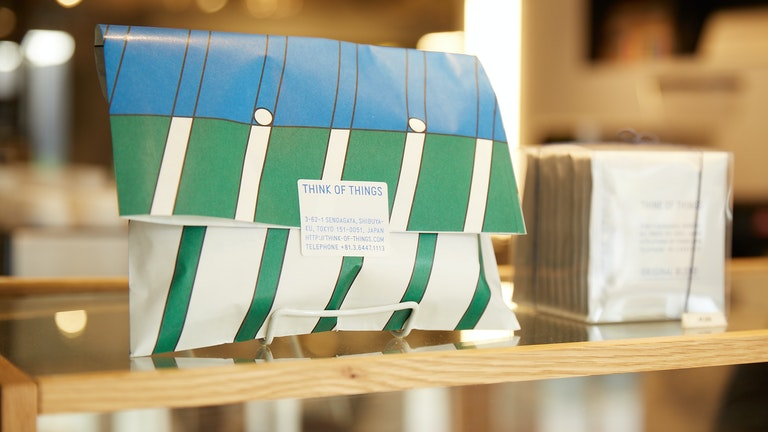 キュートなオリジナル柄の包装もあり、文具好きな人へのプレゼント探しにもおすすめ
