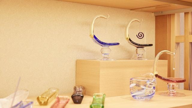 お香を立てるための香炉や香立ての品揃えも充実