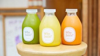飲みごたえたっぷりのラージボトルや持ち運びやすいパウチタイプなど、用途に合わせて様々なタイプがあります