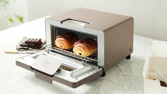 まるで窯から出たばかりの、焼き立てのパンを楽しめると人気